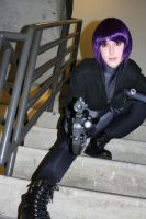 Kusanagi 6 by Neon-Stitches