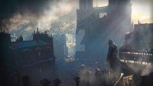 2014 Assassins Creed Unity Game-2560x1440 by Nagyelsamahy
