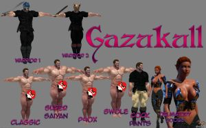 Gazzy G2M Conversion by gazukull