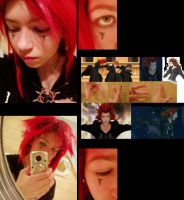 My Lame Axel Cosplay .__. by ICannotDrawToSaveMe