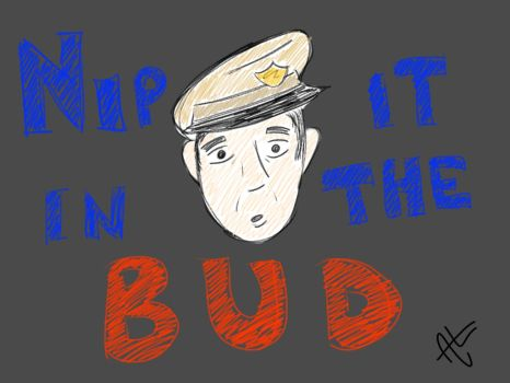 Barney Fife by Copperpippy