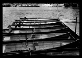 Boats for hire by childofdoom