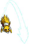 Jolteon WWS by the19thGinny
