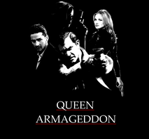 Queen Armageddon Season One Cover by Robbs-servant