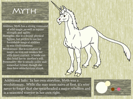 5th Room Reference Sheet--Myth by Summercen