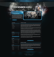BF3 CLAN GAMING WEBSITE by E-moX