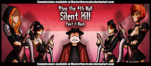 AT4W: Silent Hill - P.I.T by MTC-Studio