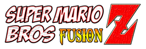 Super Mario Bros Fusion Z Logo by KingAsylus91