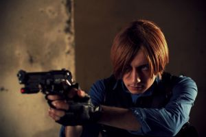 Leon S. Kennedy from Resident Evil 6 #4 by Akiba91