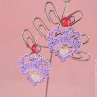 A True Sweetheart Earrings by PeppermintPuff