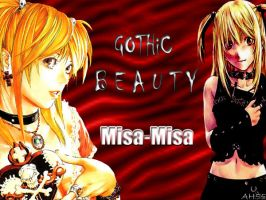 Misa Misa: Gothic beauty by Lissyh55