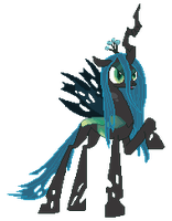 Rpg Maker: Queen Chrysalis by Banditmax201