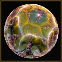 Flower Power Marble by hallv5