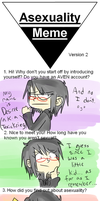 Asexuality Meme by ToxicKrieg
