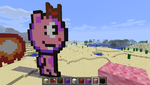 HTF Giggles Minecraft by HTFMegaman