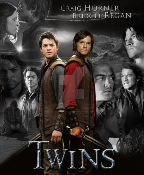 Twins - LotS Fake Poster by ATildeProduction