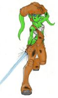 SW: Padawannabe 5 colored by Heckfire