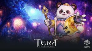 TERA Popori Wallpaper by rendermax