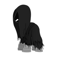 Nazgul Ponified by ShadyHorseman