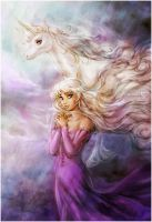 The Last Unicorn by daekazu
