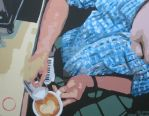 Heart of the Barista by grammabeth