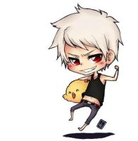 Chibi Prussia by aplbunny