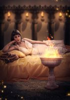 Princess of Egypt by annawsw