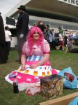Pinkie Pie Gala Day Cosplay at the Armageddon Expo by x0xChelseax0x