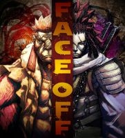the face off by Ntocha