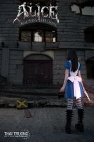 Alice: Madness Returns by RACHEL-NYCOLE