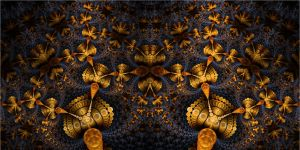 Aztec gold by FractalDesire