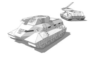 Smilodon SML-2A IFV whited by screenscan