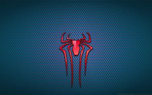 Wallaper - Amazing Spider-Man 2 Back (Movie) Logo by Kalangozilla