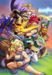 Chrono Trigger: CHARGE by Risachantag