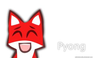 Pyong - :D by AdmiralSerenity