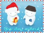 Happy New Year - Greeting Card by rasulh