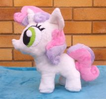 Sweetie Belle Plush by Arualsti