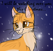 I will watch over you this Christmas by LyraKitty