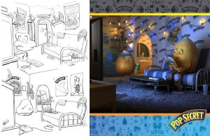 Man Cave Design by piratesofbrooklyn