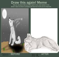 Before and After meme by LaughingBanana