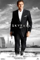 ''SkyFall'' - teaser poster by AndrewSS7
