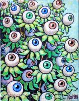 eyebush by skoffler