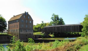 Bollinger Mill Historic Site by GramMoo