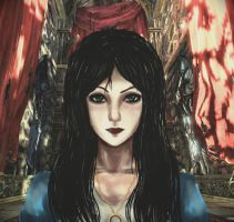 Alice Liddell by Lovely-Nicole