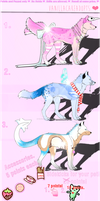 Adoptables + Accessories + Extra Pets/Sidekicks! by vanillaadog