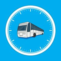 bus app icon by hd143