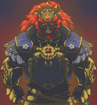 Ganon Commission by impossiblevariable