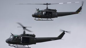 Bell UH-1 Duo by shelbs2