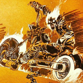 Ghost Rider by Wes-StClaire