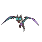 Noivern Click for Animation by ZenKitsune